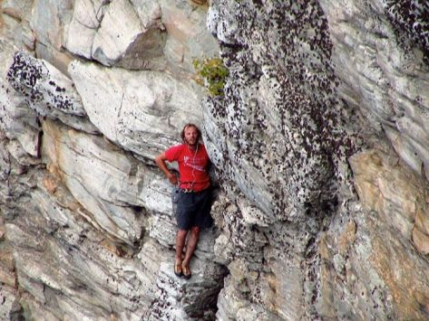 Life and climbing.... they ain't always pretty, but it's always a beautiful thing!