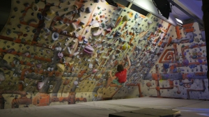 Even Adam Ondra considers training important, despite his natural talent. Photo: EpicTV